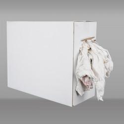CHIFFONS BLANCS Polo imprimé