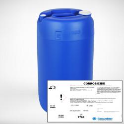 Biocide carburant